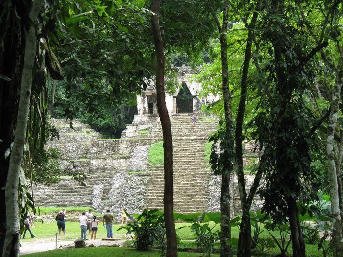 Indirizzario del Panchan. Palenque. Chiapas.
