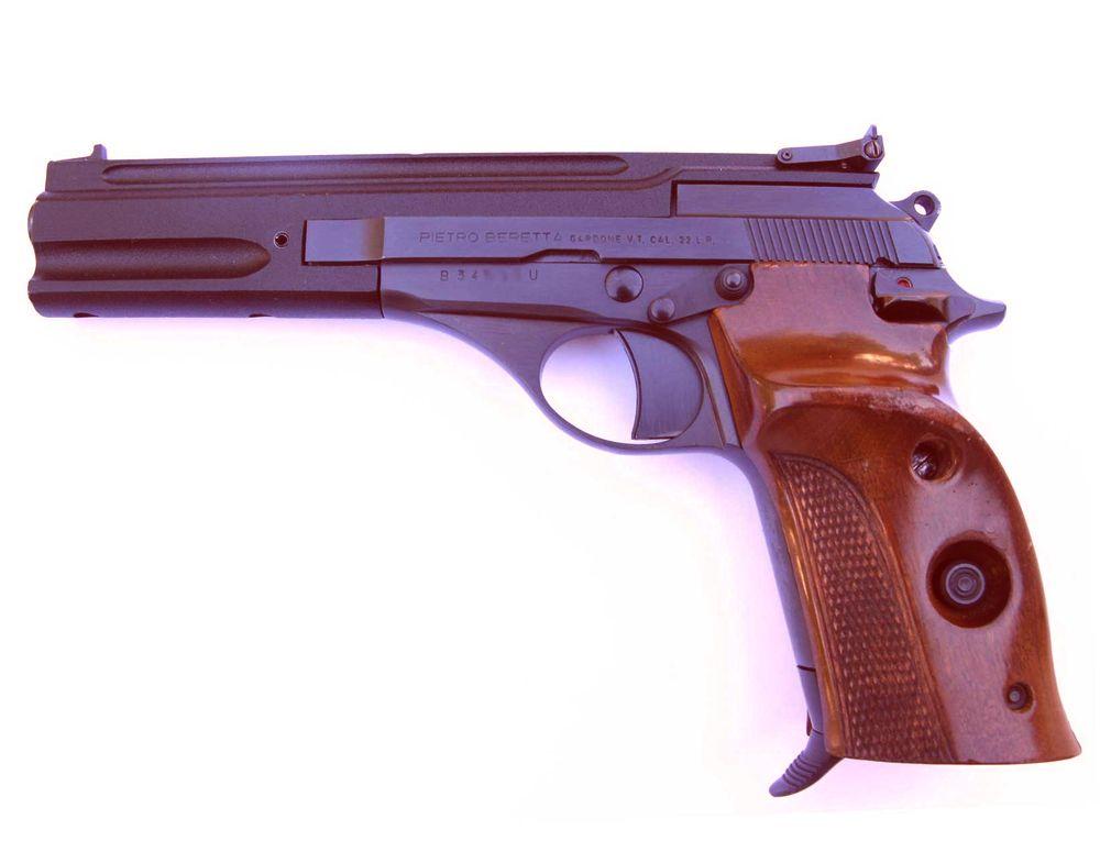 Pistola porto d'armi