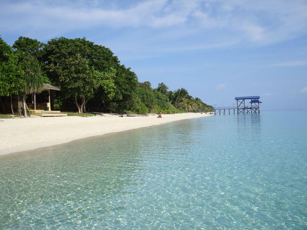 Palau Sipadan: il mare più bello che esiste al mondo.