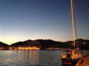 Weekend in barca a vela a Ponza e Palmarola @ Ponza e Palmarola
