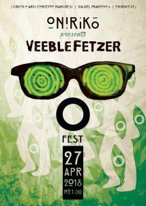 Veeblefetzer in concerto a Roma per l'apertura di Oniriko Fest @ Oniriko Fest | Roma | Lazio | Italia
