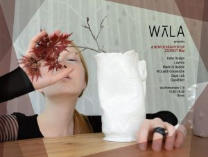 A NEW DESIGN POP UP by Wala @ Atelier di Wala | Roma | Lazio | Italia