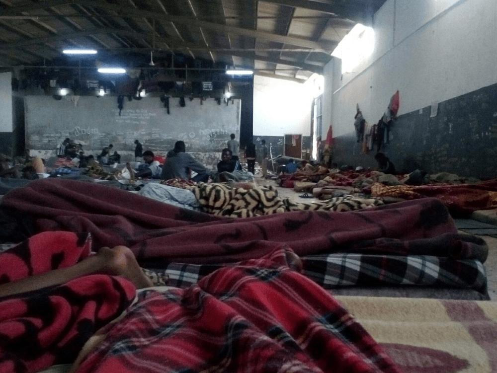 A Tajoura hanno chiuso underground e torturato una mia fonte che stava svelando dove finiscono gli aiuti italiani.