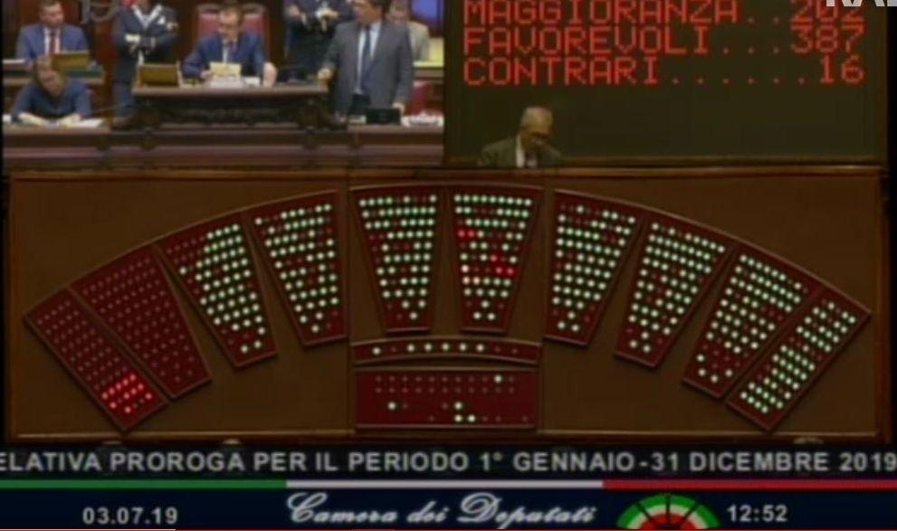 chi sono i parlamentari italiani d 39 accordo a finanziare i