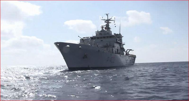 naufragio dei bambini - nave libra