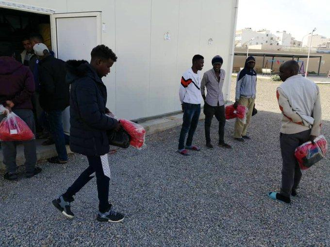 codice esterno UNHCR Libia