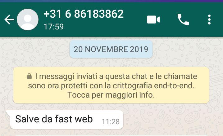 truffa Fastweb