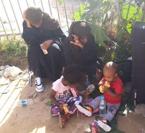 Triq al Sikka donne e bambini