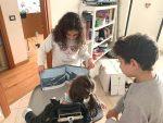 Alice e tutti quei bambini a cui la Regione Lazio vuole tagliare l'assistenza domiciliare.