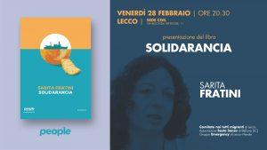 """Solidarancia a Lecco con """"Comitato Noi Tutti Migranti"""" CGIL, """"Sesto Senso"""" ed Emergency. @ sede CGIL di Lecco"""