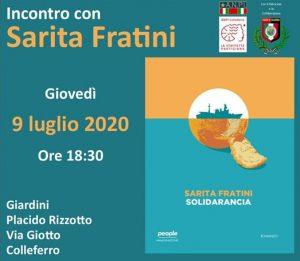 Il Cacate Rivolta Tour 2020 di Solidarancia riparte da Colleferro @ Giardini Placido Rizzotto