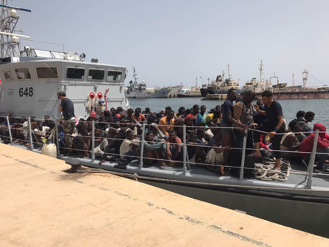 UNHCR e IOM erano al porto durante il respingimento segreto