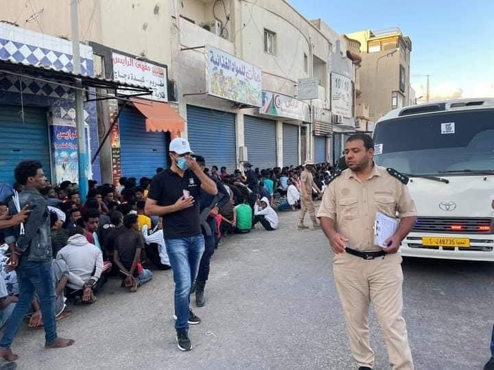 Gargaresh Tripoli arresti