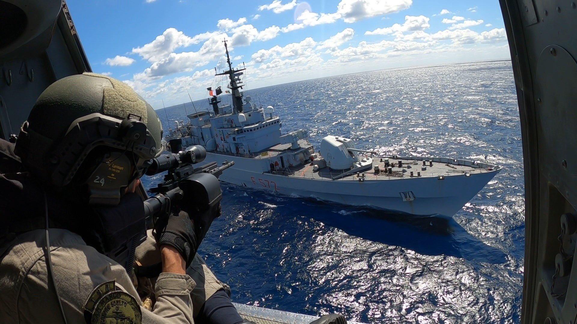 Denunciai la pericolosità della motovedetta Ubari 660 (che ora spara sui pescatori) già nel 2019.